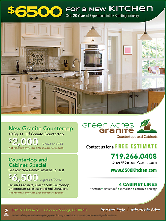 Green Acres Ad