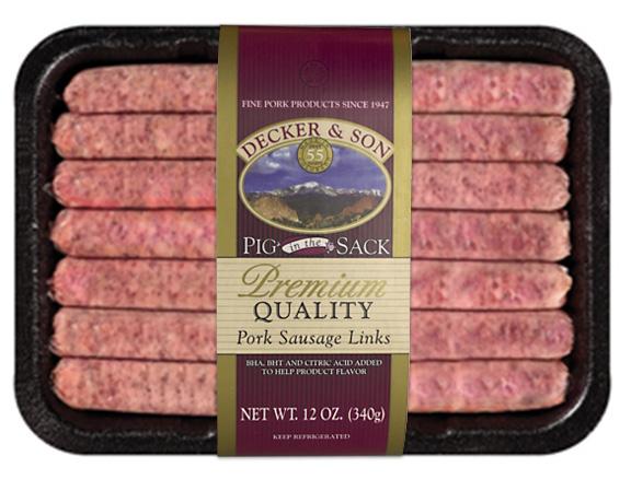 Decker-Sausage