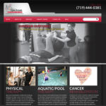 Spectrum Rehab Home page
