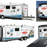 Animal Safe trailer graphics