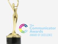 Crystal Peak Design Communicator Award