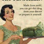 penicillin-vintage-ad