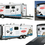 Animal Safe trailer graphics