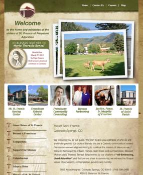 St.Francis_website